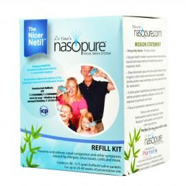 Dr. Hana's Nasopure Nasal Wash System Refill Kit, 40 Φακελάκια
