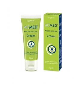 Boderm Acmed Azelaic Acid 20% Cream Διορθώνει Τις Ατέλειες Του Λιπαρού Δέρματος 75ml