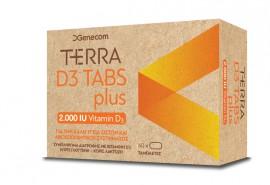 Genecom Terra D3 Plus 2000 IU 60tabs