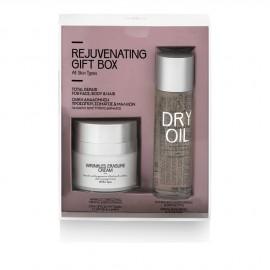 Youth Lab Rejuvenating Gift Box Wrinkles Erasure Cream All Skin Types 50ml + Youth Lab Dry Oil 100ml