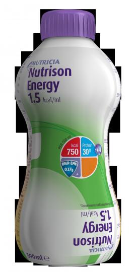 NUTRICIA NUTRISON ENERGY 500ML
