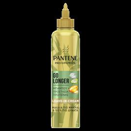 Pantene Pro-V Miracles Go Longer Conditioner (Μαλακτική Κρέμα) Προστασίας Πρωτεΐνης Χωρίς Ξέβγαλμα Με Μπαμπού 270ml