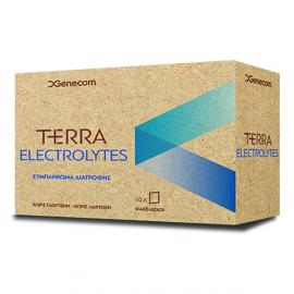 Genecom Terra Electrolytes 10 φακελίσκοι