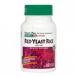 NATURES PLUS RED YEAST RICE 600 MG VCaps 60