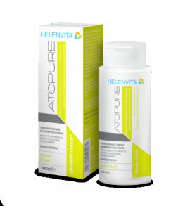 Helenvita Atopure Shower Cream Face & Body 300ml