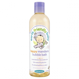 Earth Friendly Baby Soothing Mandarin Bubble Bath 300ml