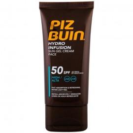 Piz Buin Hydro Infusion Sun Gel Cream Face spf50 50ml
