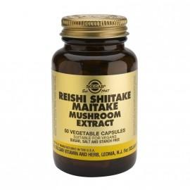 SOLGAR REISHI MUSHROOM EXTRACT VEG.50S