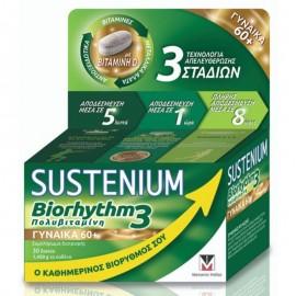 Menarini Sustenium Biorhythm3 Woman 60+ 30tabs