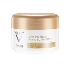 VICHY DERCOS ΜΑΣΚΑ ΘΡΕΨΗΣ ΚΑΙ ΕΠΑΝΟΡΘΩΣΗΣ 200ML