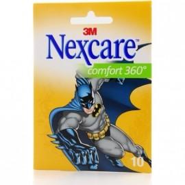 3M Nexcare Comfort 360 Batman Μικροεπίδεσμοι 10τμχ