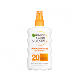 Garnier Ambre Solaire Protection Spray 24h Hydration SPF20 200ml