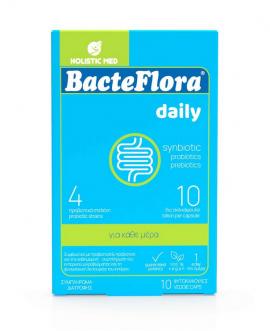 Holistic Med Bacteflora Daily 10 φυτοκάψουλες
