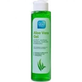 PharmaLead Aloe Vera Gel Με Αλόη*, Εκχύλισμα Αγγουριού, Πανθενόλη & Αλλαντοΐνη 300ml