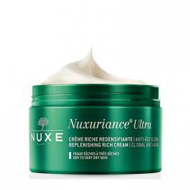 Nuxe Nuxuriance Ultra Crème Riche Κρέμα Ημέρας Ολικής Αντιγήρανσης Πλούσιας Υφής για Ξηρή/Πολύ Ξηρή Επιδερμίδα, 50ml