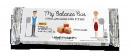 Power Health Healthy & Tasty My Balance Bar με Γεύση Καραμέλα 35gr