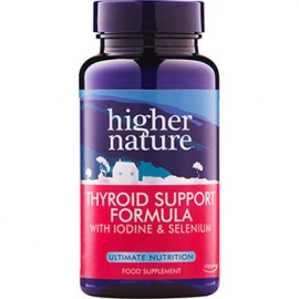 Higher Nature Thyroid support Formula 60caps