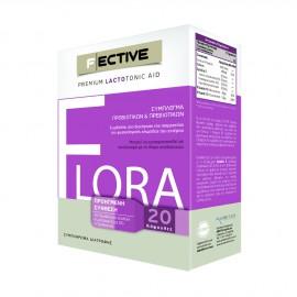 Fective  Premium Lactotonic Aid Flora 20caps