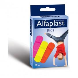 Alfaplast Kids Παιδικά Αυτοκόλλητα Επιθέματα σε Δύο Μεγέθη 24τμχ