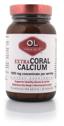 Olympian Labs Extra Coral Calsium 1000mg 90caps