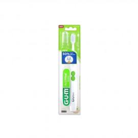 GUM Οδοντόβουρτσα Activital Sonic Power Soft 4100 Λευκό Χρώμα 1τμχ