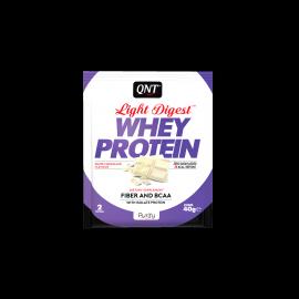 QNT Light Digest Whey Protein White Chocolate 40gr
