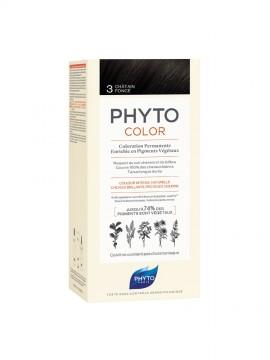 Phyto Phytocolor 3 Καστανό Σκούρο