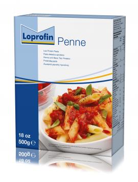 NUTRICIA Loprofin Penne 500gr