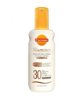 Carroten Magic Tan & Protect Suncare Milk Spray SPF30 200ml
