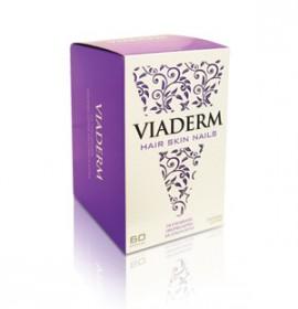 VIVAPHARM Viaderm Multivitamin 60caps