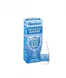 Inpa Nasaleze Cold & Flu Blocker Σπρέι Για την Μύτη 800mg