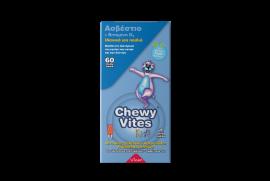 Chewy Vites Kids Ασβέστιο + Βιταμίνη D3 60τμχ