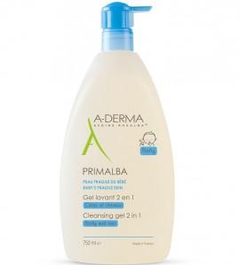Aderma Baby Primalba Gel Lavant 2 in 1 750ml
