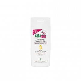 SEBAMED Emollient Cleansing Shower Oil 200ml