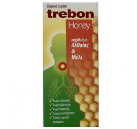 Unipharma Trebon Honey Φυσικό Σιρόπι 100ml