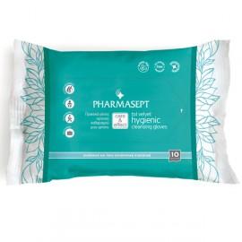 PHARMASEPT Tol Velvet Hygienic Cleansing Gloves 10τμχ