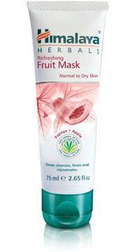 Himalaya Refreshing Fruit Mask Normal to Dry Skin 75ml