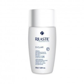 Rilastil D-Clar Uniforming And Depigmenting Cream SPF50+ 50ml