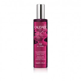 Caudalie The des Vignes Body and Hair Nourishing Oil 50ml
