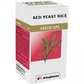 Arkopharma Arkocaps Κόκκινη Μαγιά Ρυζιού 45caps