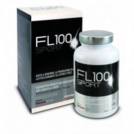 EthicSport FL100 Sport Συμπλήρωμα Διατροφής για την Αποτροπή της Γαλακτικής Οξέωσης 180caps