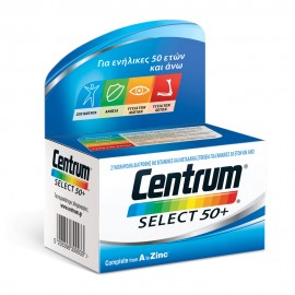 CENTRUM SELECT 50+ 60TAB NEW