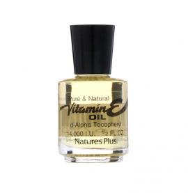 Natures Plus Vitamin E Oil Έλαιο Βιταμίνης E 14.000 IU 15ml