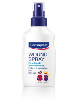 Hansaplast Spray για Πληγές Παιδικό 100ml