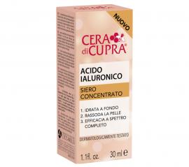 CERA di CUPRA SERUM προσώπου με 3 Υαλουρονικά - 30ml