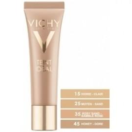 VICHY Teint Ideal Illuminating Foundation Ιvory 15 Cream 30ml