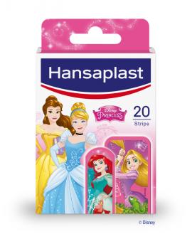 Hansaplast Disney Princess Επιθέματα για τα Δάκτυλα 20 strips