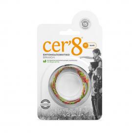 Vican Cer8 Band Εντομοαπωθητικό Βραχιόλι 1τμχ