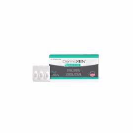 Dermoxen Bactor Vaginal Ovules Κολπικά Υπόθετα 7 x 2gr