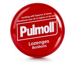Pulmoll Classic Καραμέλες με Γλυκόριζα και Μέλι 75gr